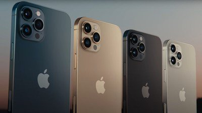 colores de video iphone 12 pro